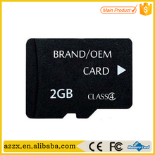 Alibaba express in spanish bulk memory card 2 gb free sample