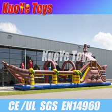 inflatable bouncy obstacle,castle jumping obstacle course inflatable,inflatable oobstacle games