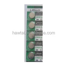 Top quality and competitive price CR2016/CR2025/CR2032/CR2330/CR2354/CR2450 3v lithium battery button cell battery