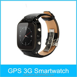 S8 Android smartwatch OGS touch screen bluetooth|GPS|WCDMA|GSM|Android 4.4 1+8G 3G Smart Watch Phone