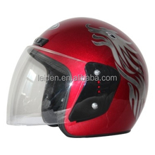 popular low price security open face helmets for motorbikes color customized lady helmet