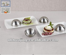 Stainless steel Food Rings/cake Moulds/cookie cutters