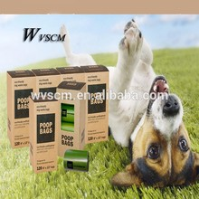 Design your own BRAND! biodegradable Dog poop bag plastic maker .Turn your vision into reality !