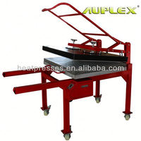 "39""x79"" large size CE certification high pressure 3d film heat press machine on hot sale"
