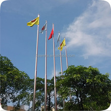 Commercial Outdoor Stainless Steel Flag Pole