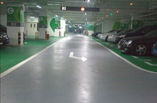 Anti Slip Non Solvent Epoxy Flooring Paint for Car Parking