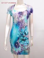 Wholesale 2015 clothing women summer dress,cheap fashion casual women summer dress
