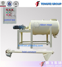 2-3T/H Universal Application Simple Outside Stucco Mortar Production Line