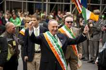 St. Patrick's Day 100th Sales promotion st. patrick hat