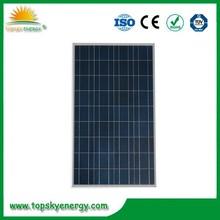 USD$0.43 per Watt 250W Poly cheap solar panel for india market