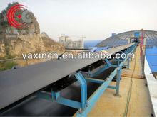 belt conveyor transportation system