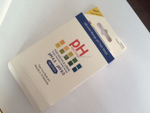 wancheng OEM wide range sensitive diagnostic ph test strips universal test paper