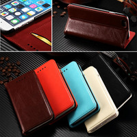 Genuine leather mobile phone case for iPhone 6 case