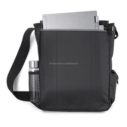 "Quality many pockets 15"" laptop messenger bag china"