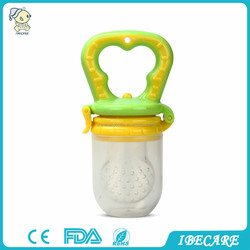 IBECARE manufacturer china hot sell food pacifier feeder for baby