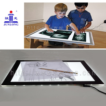 fully dimmable led tracing board for children to study and drawing