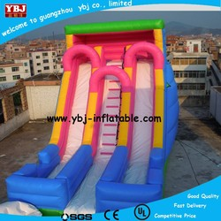 inflatable slide, giant inflatable slide, car/high/obstacle slide commercial inflatable slide for adult