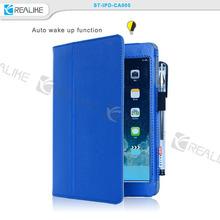 Handmade premium material for ipad air leather case,for ipad air case leather