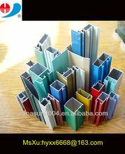 With free dies OEM design aluminum profile