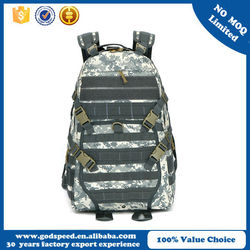 Heavy Duty designer new idea backpack own backpack design army bag
