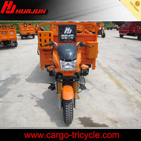 chinese three wheel motorcycle/Tri Motorcycle Cargo 200CC/adult bicycle with 3 seats