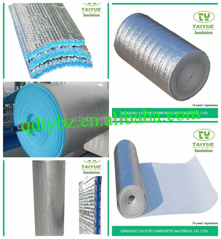Reflective Aluminum Foil Polyolefin Foam Insulation Buy