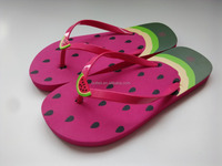 Cheap wholesale EVA flip flops for Girls Latest kids beach slipper
