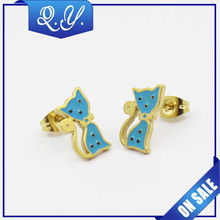 hot new products for 2015 fashion jewelry of stainless steel earring