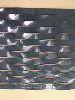 Factory Wuxi Fangtai 40*80mm plastic coated aluminum expanded metal