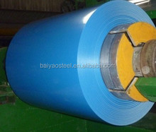 Assured corrosion protection PPGI galvalume steel coil