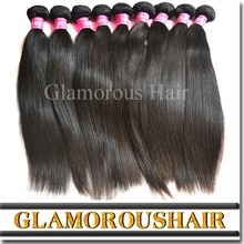 7a grade virgin remy hair sliky straight weave unprocessed peruvian virgin hair on wholesale