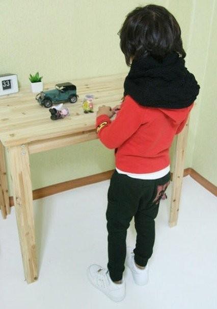 дети дети хлопка комфортно свободные брюки мальчика моде брюки kp024r