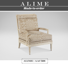 Alime furniture AAC508 custom classic UK Baroque armchair