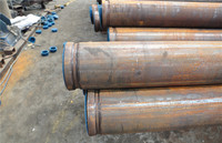 black/Galvanized/Shouldered/Roll Grooved Pipe