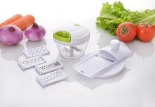 2015 fasion New Design Manual Meat And Vegetable magic Chopper