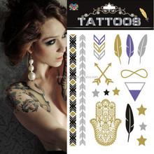 Wholesale USA Stylish Temporary Tattoo Kit