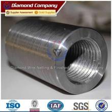 High Quality Straight Thread Rebar Coupler/ Rebar Connector, Steel Rebar Coupler, Rebar Splicing Coupler