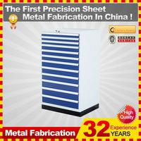 Customized aluminum tool chest with 32-year Experience