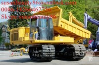 factory price low cost crawler transporter made in china , crawler dumper