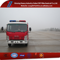 Contemporary Hot Selling Emergency Rescue Cheapest Price !Mini Water And Foam Fire Fighting Truck