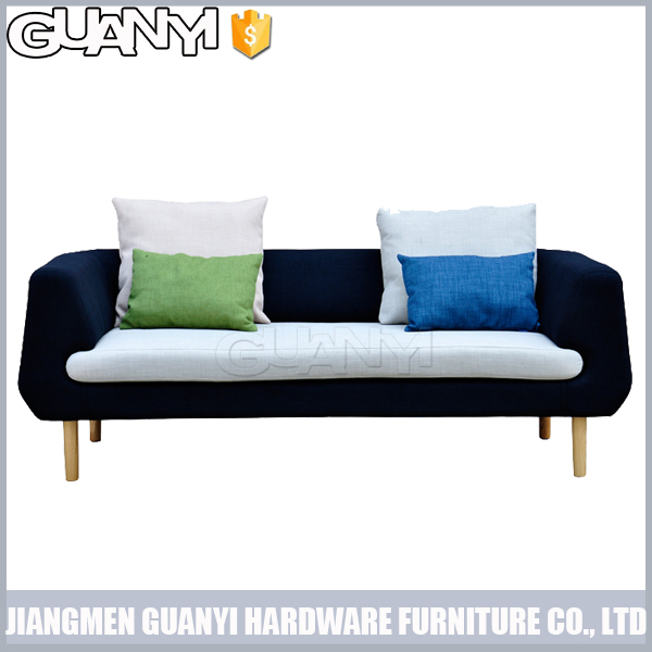 Newest Multi Color Double Seats Soft Sofa Fabric Buy