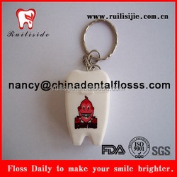 Top sales customized logo bulk colorful dental flosser card and blister package