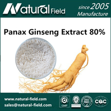 Highly Recommended Panax Ginseng Extract 80%