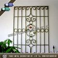 Barato ventanas de la casa para la venta/ventana de hierro forjado diseños de la parrilla para el hogar