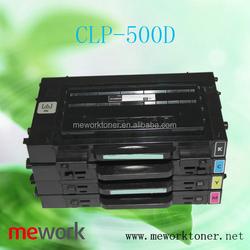 Buy empty cartridges for Samsung toner CLP-500D printer