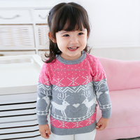 wholesale boutique clothing baby clothes girl hand made sweater woven baby sweater