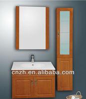 wall mounted corner small bathroom design mirror cabinet
