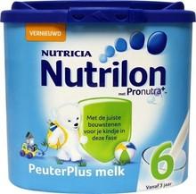 6 PeuterPlus leche infantil del bebé de escena Powder 6 ( 400 g ) 100% origen de países bajos ( holanda )