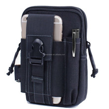 Tactical Molle Waist Bags 1000D Cordura Fabric for iPhone 6 Plus
