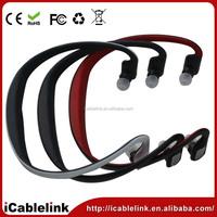 Wireless Bluetooth V2.0 V3.0 V4.0 sports Headset cordless tv headphones for all phone ,Bluetooth stereo headset speaker